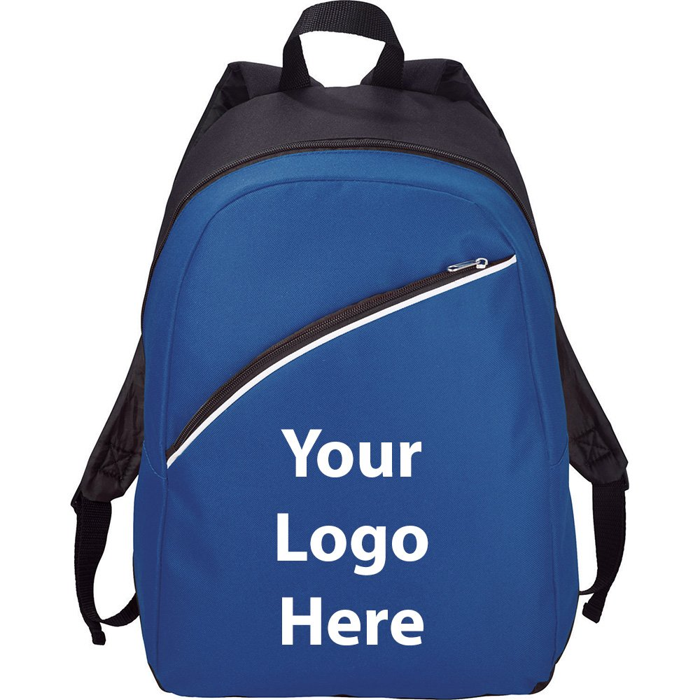 Arc Slim Backpack - 50 Quantity - $7.60 Each - PROMOTIONAL PRODUCT / BULK / BRANDED with YOUR LOGO / CUSTOMIZED