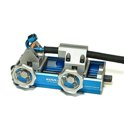 .com: koul tool ez-on push-lok hose press: automotive