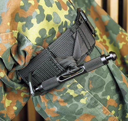 KONMED Militaire Tactique Tourniquet Poign/ée en Aluminium Tourniquet