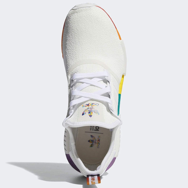 Amazon.com | adidas Originals NMD R1 Pride Mens Casual Running ...