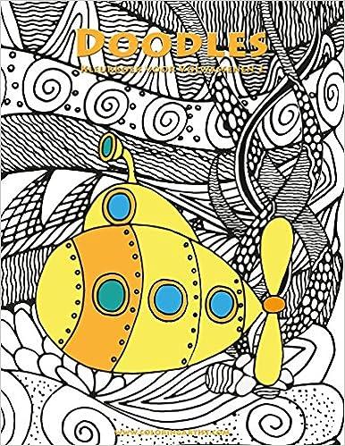 eBook Box: Doodles Kleurboek voor Volwassenen 2 (Volume 2) (Dutch Edition) PDF