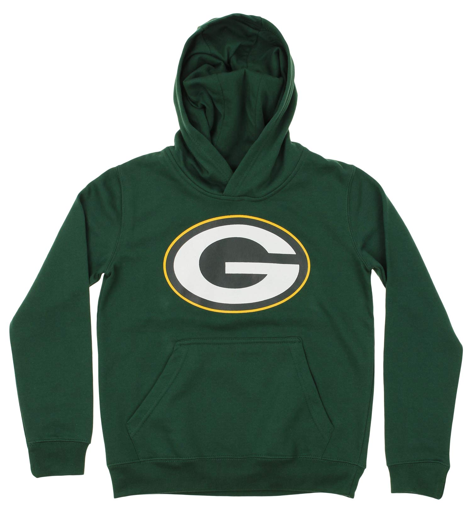 Outerstuff NFL Youth Boy s (8-20) Primary Logo Team Color Fleece Hoodie 99f856a17