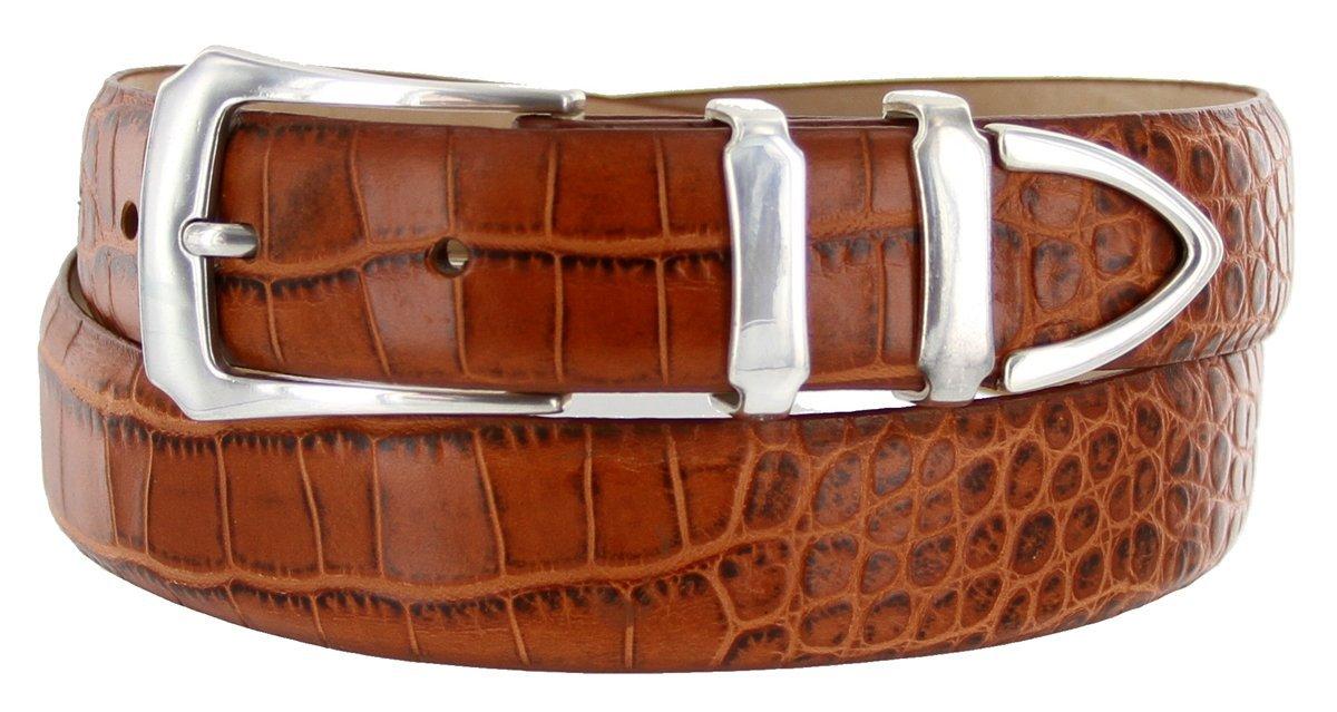 Belts.com ACCESSORY メンズ B00D6WI3G2 52|クロコダイルタン クロコダイルタン 52