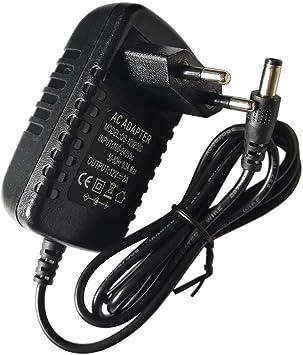 easyday Fuente de alimentación adaptador de corriente 12V 2 ...
