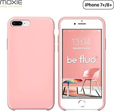 coque fine silicone iphone 7