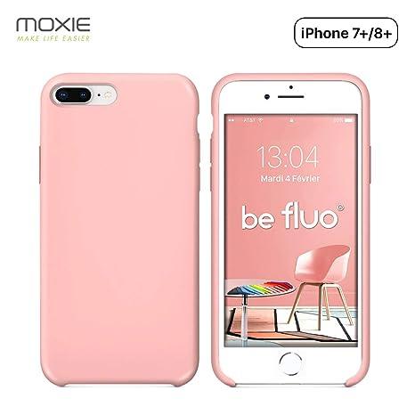 coque iphone 8 plus fluo