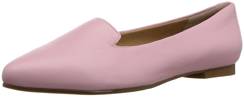 Trotters Women's Harlowe Ballet Flat B073C2SRCT 8 2W US|Pale Pink