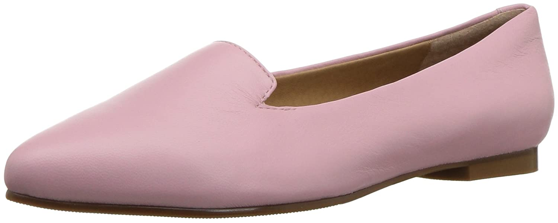 Trotters Women's Harlowe Ballet Flat B073C3D5PY 11 B(M) US|Pale Pink