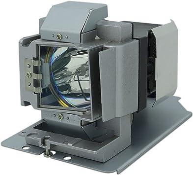 Lutema Economy Lámpara con Carcasa para Proyector Canon LV ...