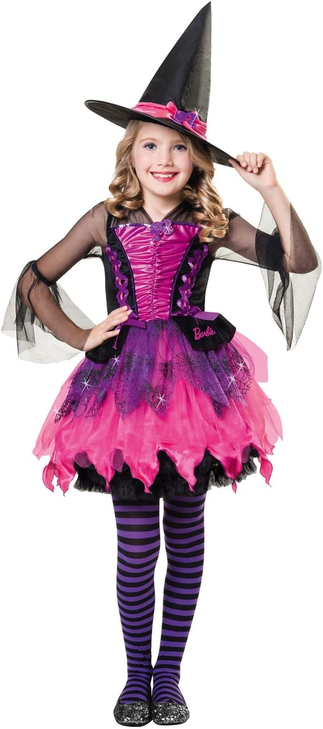 amscan - Disfraz de Barbie para niños: Amazon.es: Juguetes y juegos