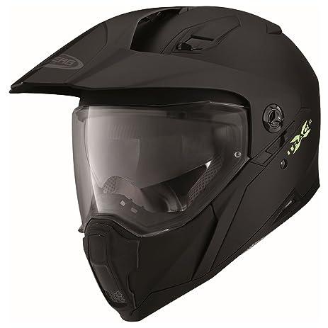 Caberg Xtrace Motorbike Enduro Helmet Thermoplastic Matt 2XL Matt Black