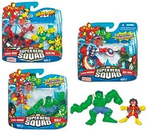 Super Hero Squad - Pack 2 (Hasbro)