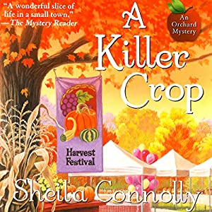 A Killer Crop Audiobook