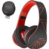 PowerLocus Bluetooth Over-Ear Headphones,...