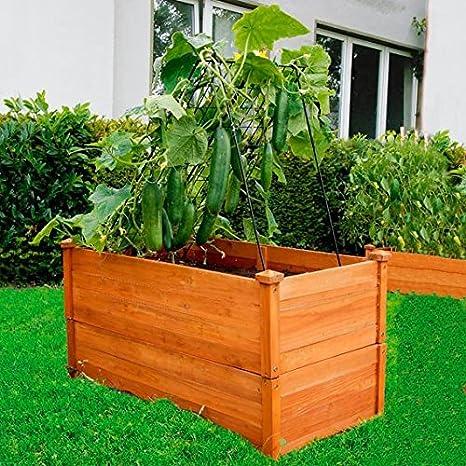 Celosía 110 x 50 x 85 cm: Amazon.es: Jardín