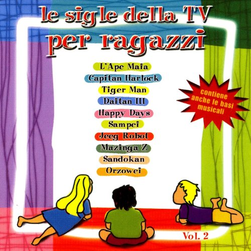 Amazon.com: Le Sigle Della TV Per Ragazzi Vol. II: Various Artists ...