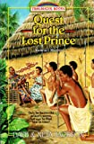 Front cover for the book Quest for the Lost Prince by Dave Jackson