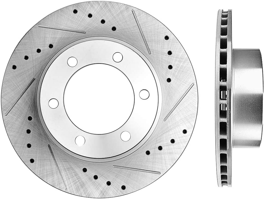 EBC Brakes GD931 3GD Series Dimpled and Slotted Sport Rotor