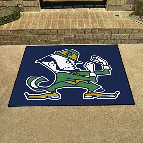 Fighting Irish Door Mat Rug - Notre Dame Fighting Irish Door Mat Floor Rug Doormat 34
