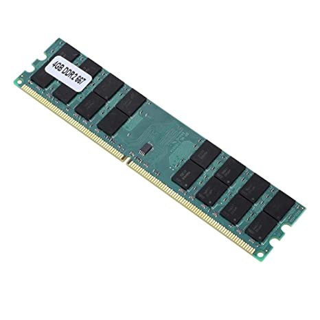 Vbestlife Memoria DDR2 4GB RAM de Gran Capacidad, Tarjeta de ...