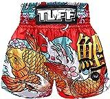 Tuff Boxing Sport Muay Thai Shorts Trunks Kick