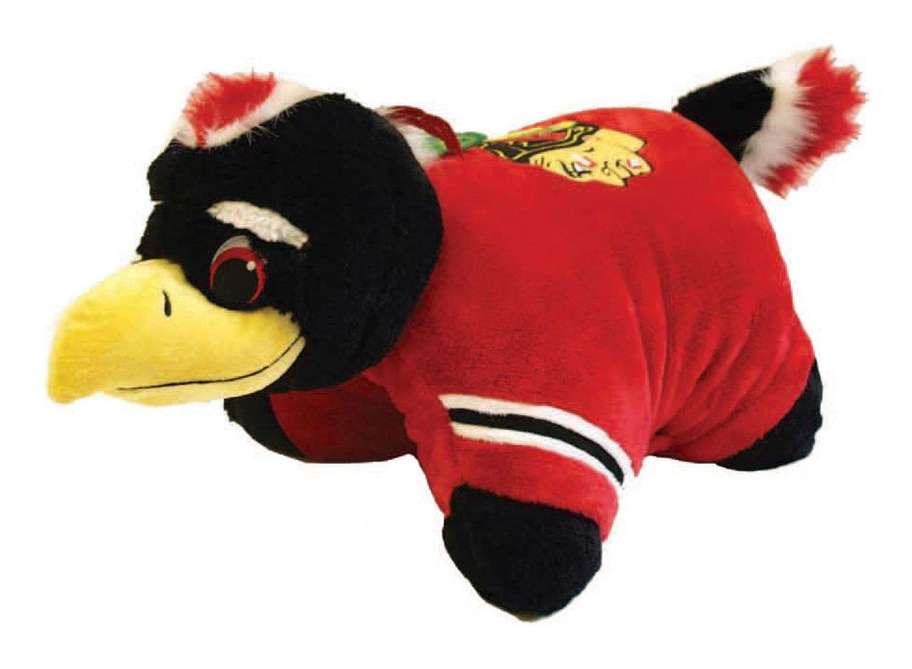 NHL Chicago Blackhawks Pillow Pet