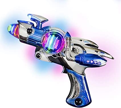 Alienz Space Gun With Light /& Sound Electronic Childrens Toys Boys Toys Gift
