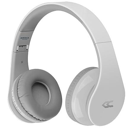 Avenzo AV620BC - Auricular Bluetooth, Color Blanco
