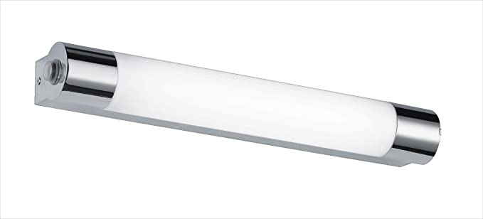 Trio Leuchten LED-Bad-Wandleuchte in Chrom, inklusive 1 x 6W LED mit ...
