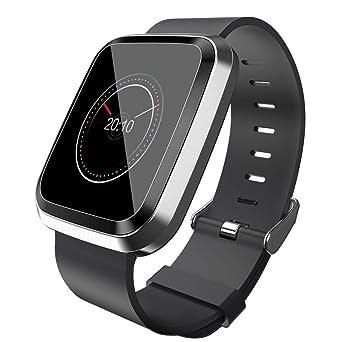DAYLIN Pulsera Actividad Inteligente Presion Arterial GPS Hombre ...