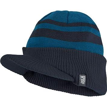 aa3b4e88935 Jack Wolfskin Boys   Girls Stormlock Warm Windmill Windproof Cap Hat ...