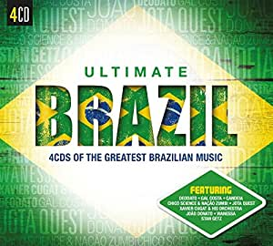 Ultimate... Brazil [4 CD]