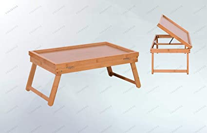 Attirant COLIDYOX Table Top Adjustable Dining Table. The Table Adopts Bamboo, Which  Is