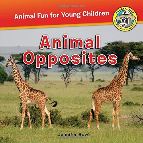 Animal Opposites (Ranger Rick: Animal Fun for Young Children) pdf