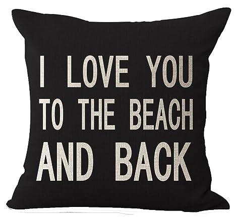 Playa reglas por la orilla del mar Crisp negro blanco gris ...