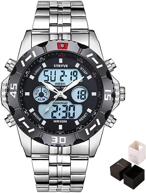 Reloj - Stryve - para - S8011: Amazon.es: Relojes