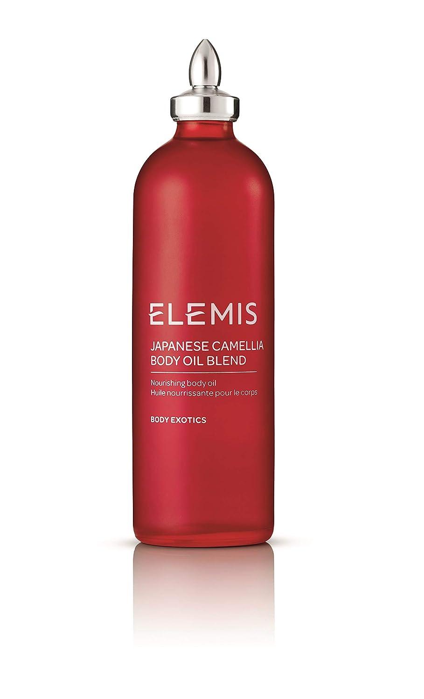 ELEMIS Japanese Camellia Body Oil Blend, Nourishing Body Oil