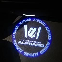 Amazon Geeandly 車用 カーテシーランプ トヨタ ランドクルーザー ランクル 0系 ロゴ 高輝度のledチップ カーテシライト ドアライト 2個セットドア 適合 Land Cruise White カーテシーランプ 車 バイク