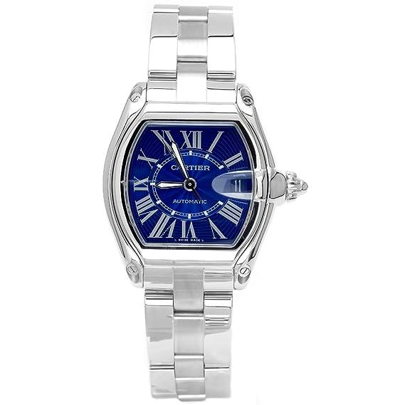 Cartier Hombre w62048 V3 Roadster edición Limitada Reloj automático