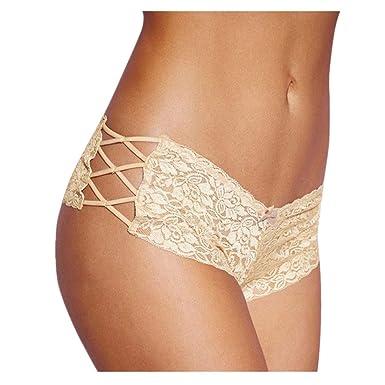 new arrival d89e6 821dc Damen Dessous Shorts FORH Frau Sexy Unterwäsche Pantys ...