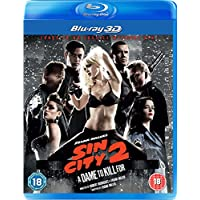 Sin City 2 3D [Edizione: Regno Unito] [Reino Unido] [Blu-ray]