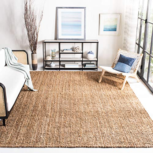 Safavieh NF447A area rug, 8' x 10', Natural (Rugs 10 12 X Area)