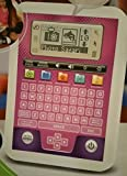Discovery Kids Bilingual Spanish English Teach & Talk Tablet, Pink and White