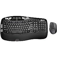 Logitech MK570 Wireless Wave Ergonomic Keyboard and Mouse Combo