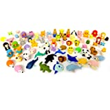 MEGA VALUE 10 x Rare Assorted Official TY Beanie Puzzle Eraserz Iwako Japanese Collectable Eraser by Ty
