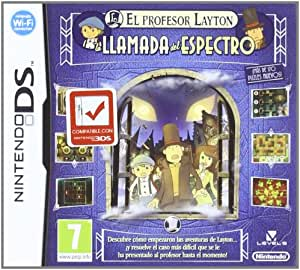 Nds Profesor Layton Y La Llamada Del Espectro: Amazon.es: Videojuegos