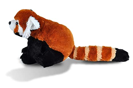 Amazon.com: Wild Republic Red Panda Plush, Stuffed Animal, Plush Toy, Gifts for Kids, Cuddlekins, 8 Inches: Toys & Games