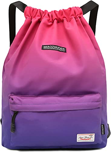Large Kids <span>Personalized PE Bag</span> for Sport School Travel Swimming [Risefit] Picture