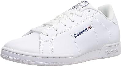temperatura baños Derrotado  Amazon.com | Reebok Men's NPC II Fashion Sneaker | Fashion Sneakers