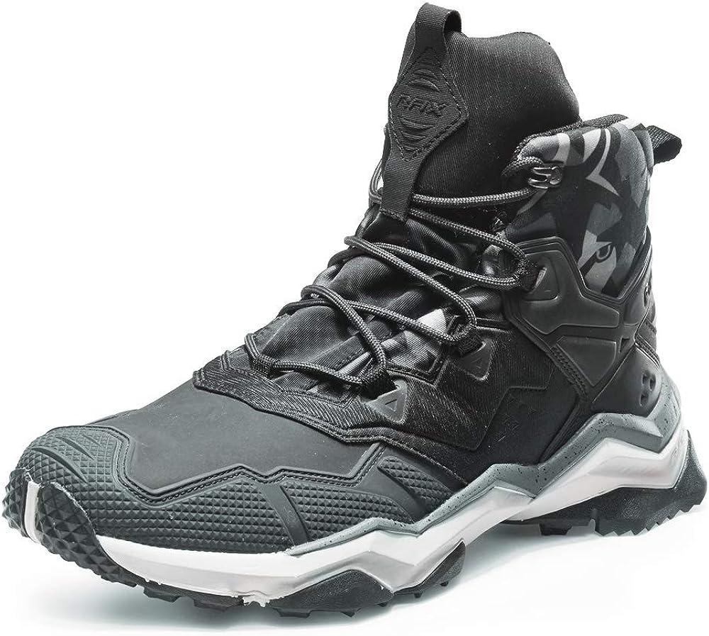 RAX Mens Waterproof Lightweight Leather Hiking Boot Venture
